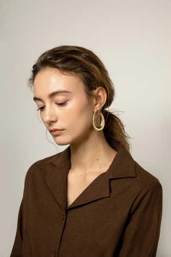 Earring J022