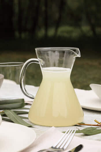 Glass Carafe 3134