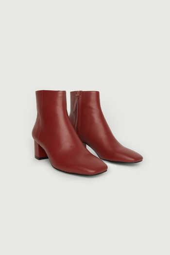 Heeled Boot 4009