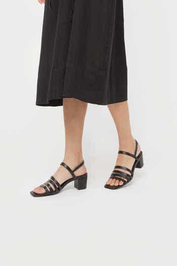 Heeled Sandal 3455