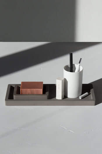 Small Cement Tray 3123