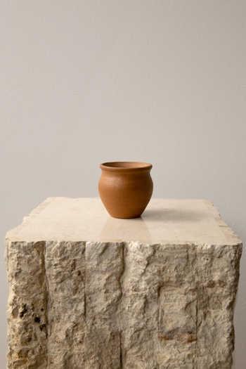 Terracotta Cup 3685