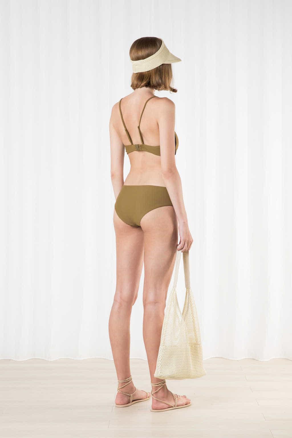 Bikini Bottom 2204 Olive 3