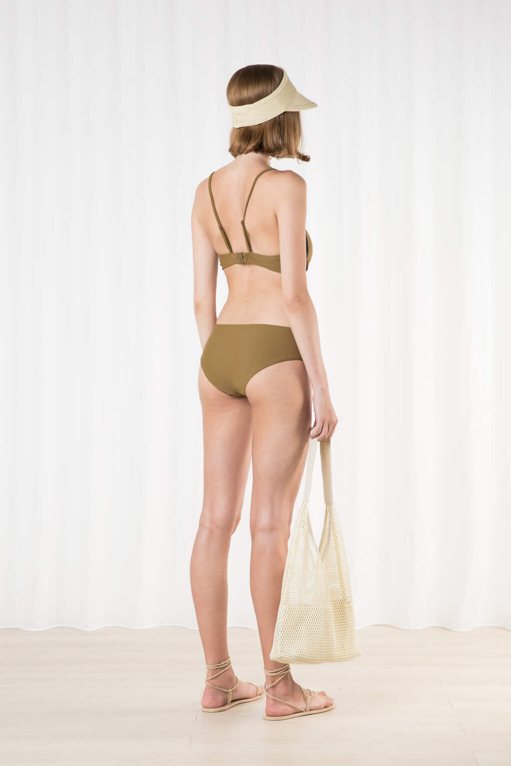 Bikini Top 2203 Olive 3