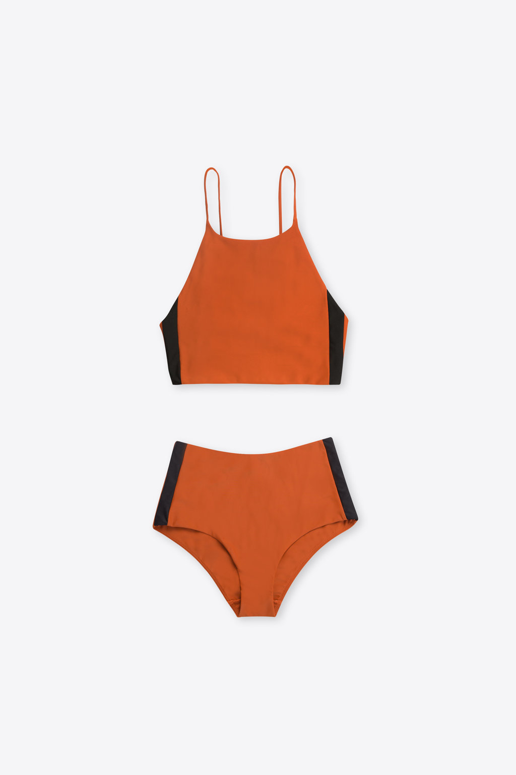 Bikini Top 2203 Orange 8