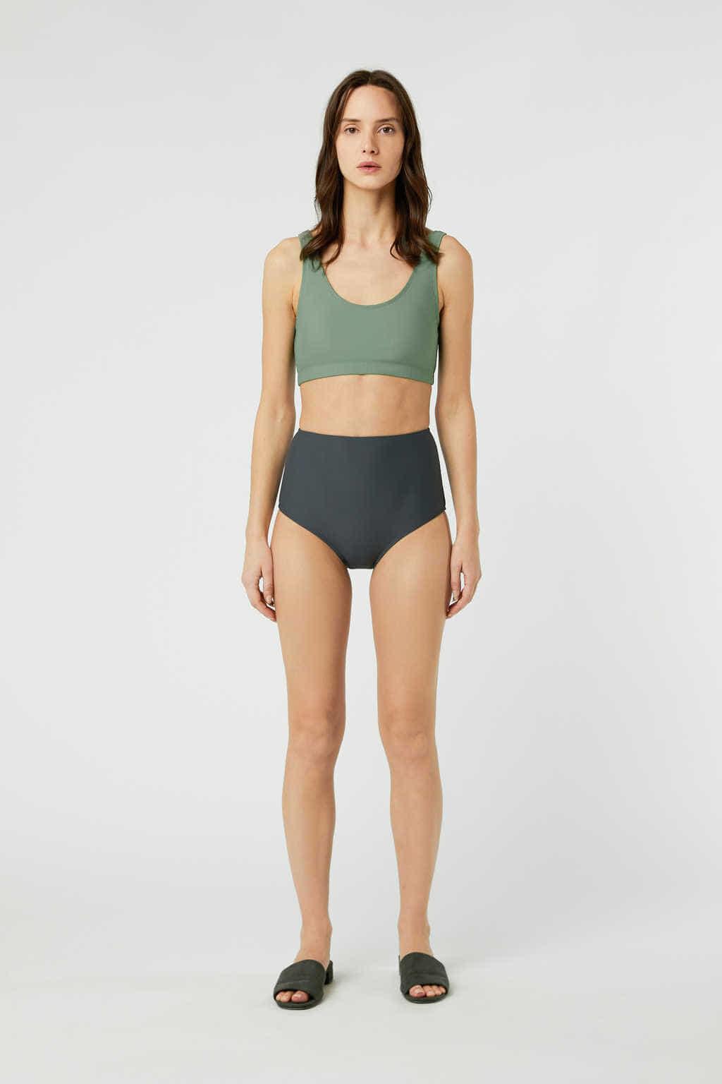 Bikini Top 2906 Sage 3