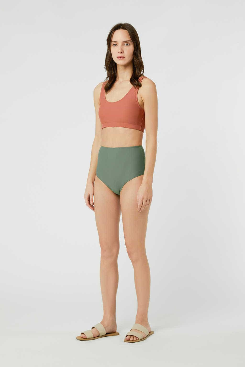 Bikini Top 2906 Terracotta 9