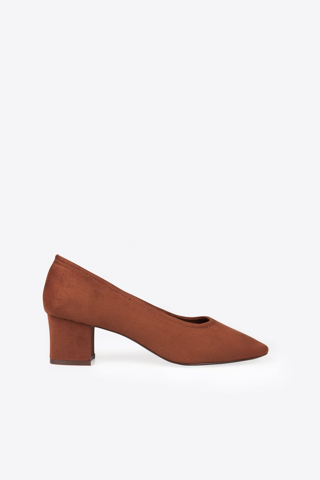 Block Heel 1896 Brown 1