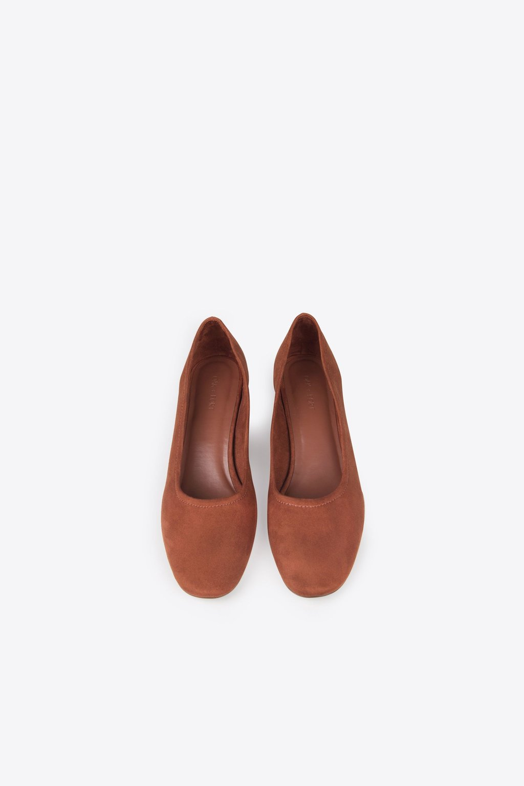 Block Heel 1896 Brown 2