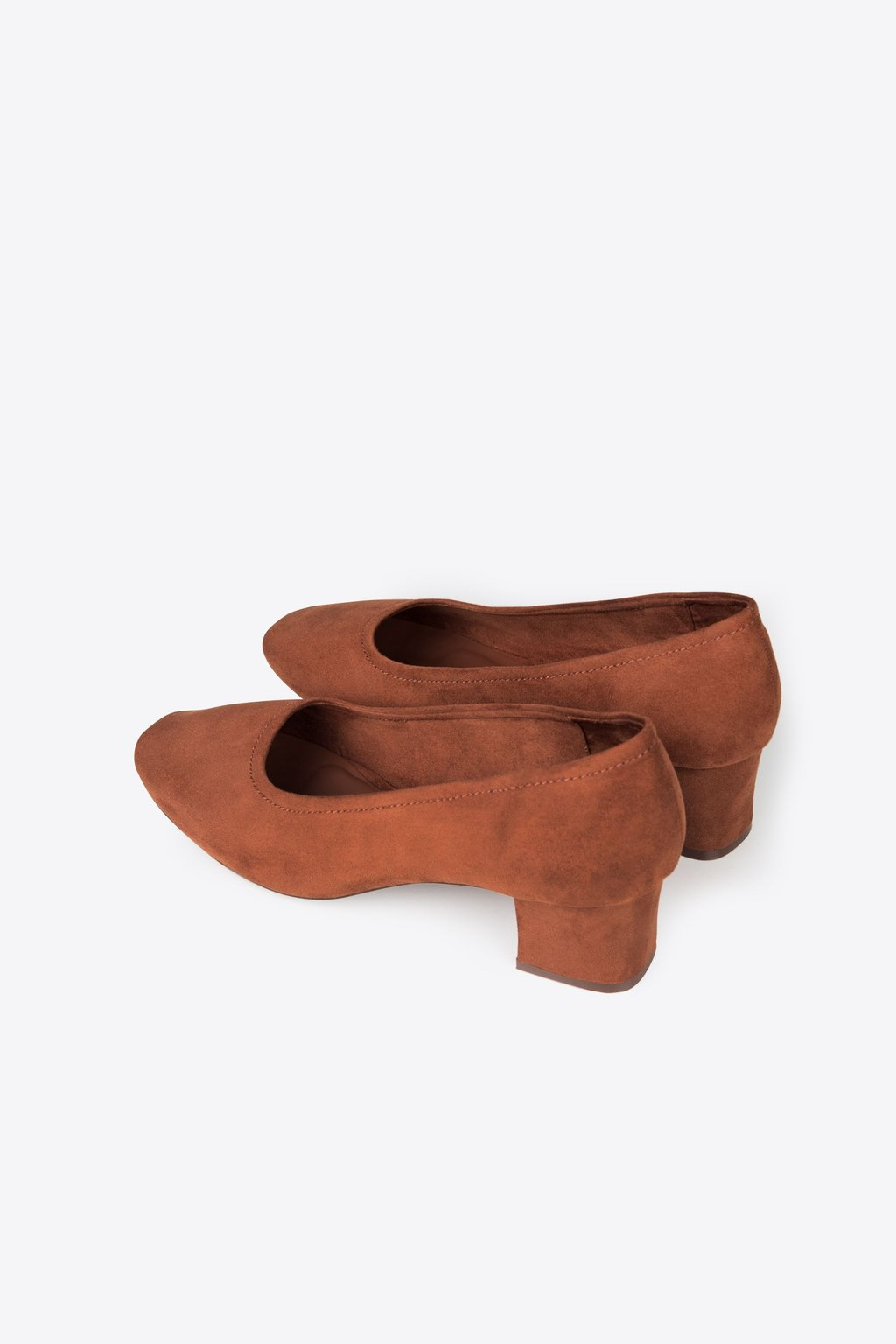 Block Heel 1896 Brown 3