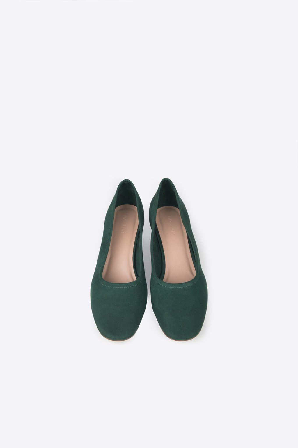 Block Heel 1896 Forest Green 7