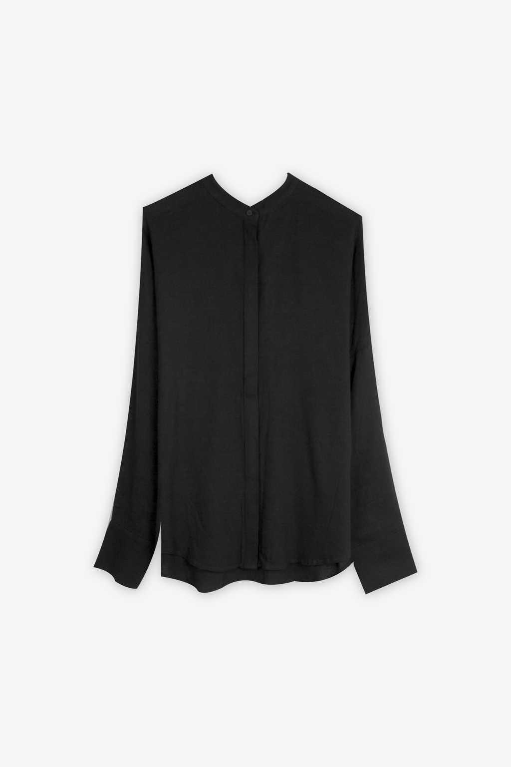 Blouse 1195 Black 6
