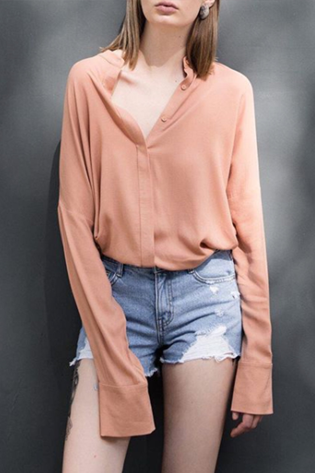 Blouse 1195 Clay 1