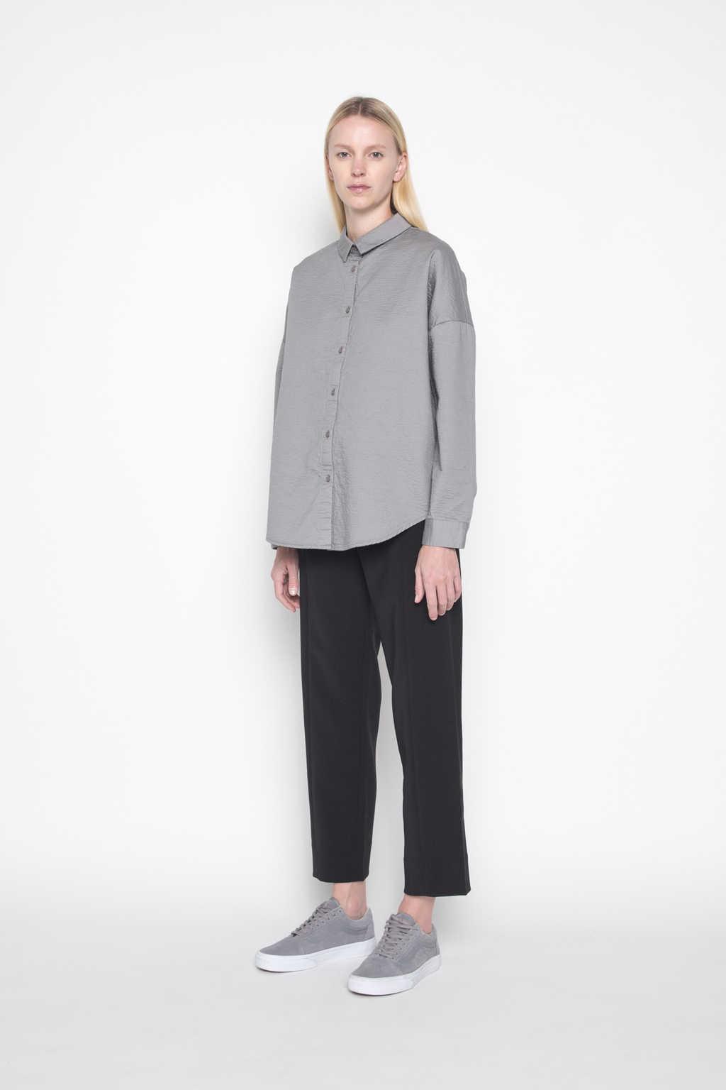 Blouse 1335 Gray 2