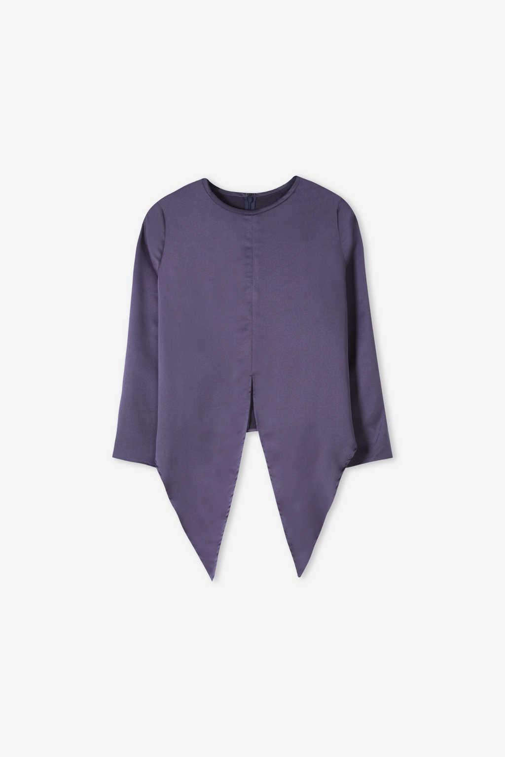 Blouse 2415 Purple 5