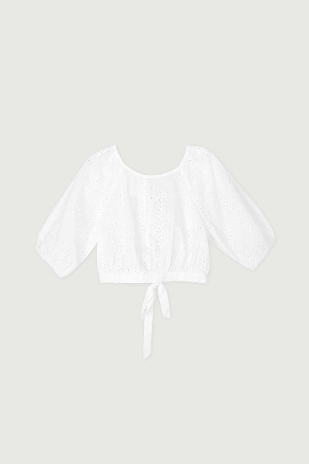 Blouse 3751 White 6