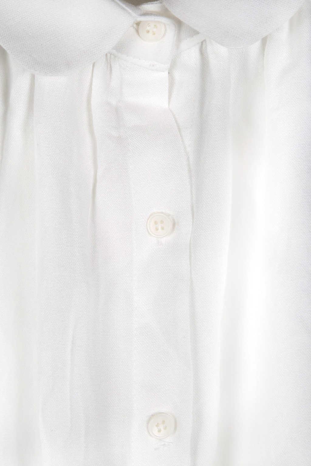 Blouse H385 Cream 8