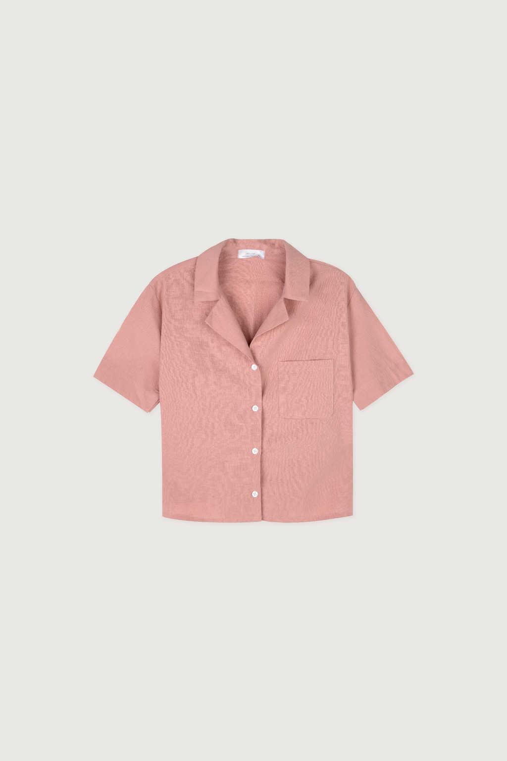 Blouse K027 Pink 10