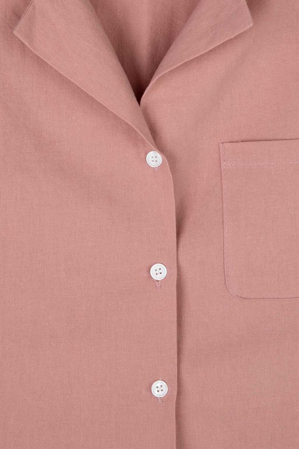 Blouse K027 Pink 11