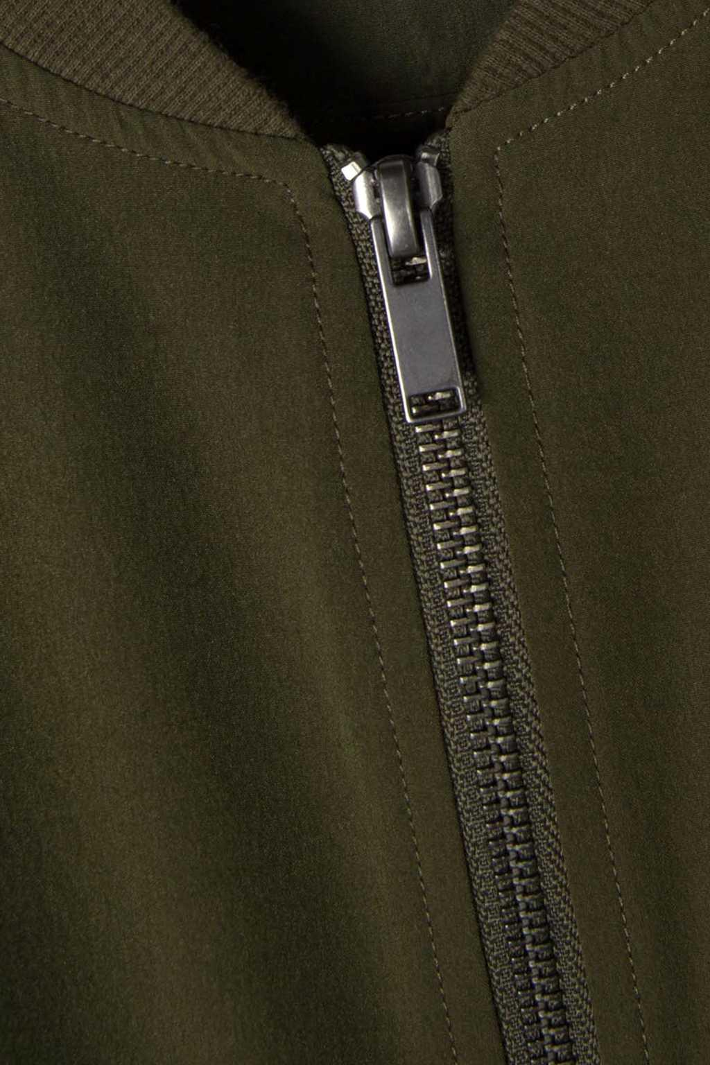 Bomber Jacket 1226 Olive 8