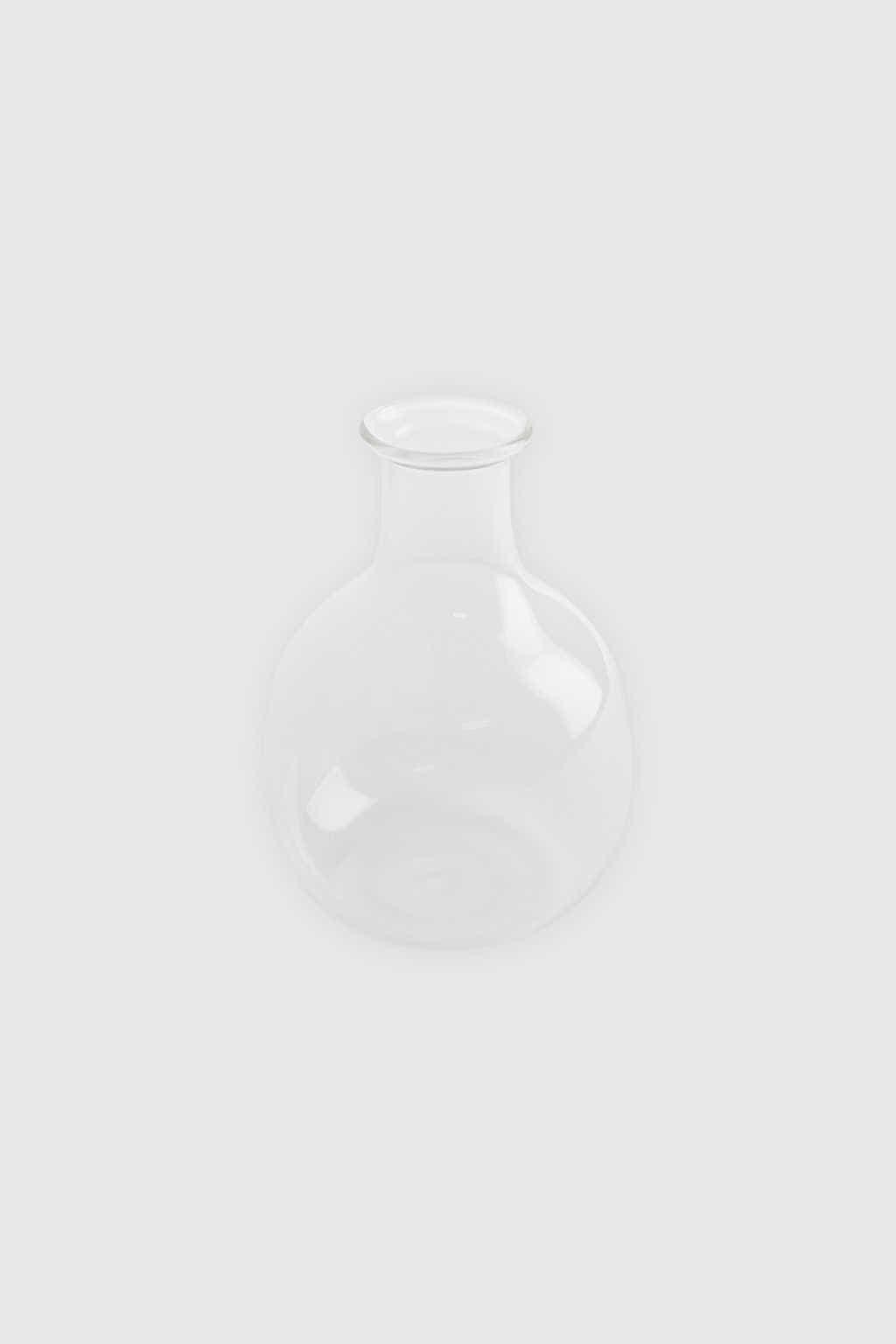 Bottle Vase 3381 Clear 3