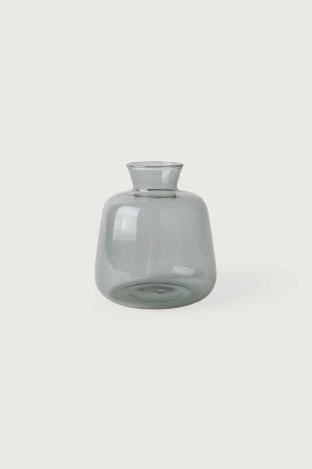 Bottle Vase 3383 Gray 1