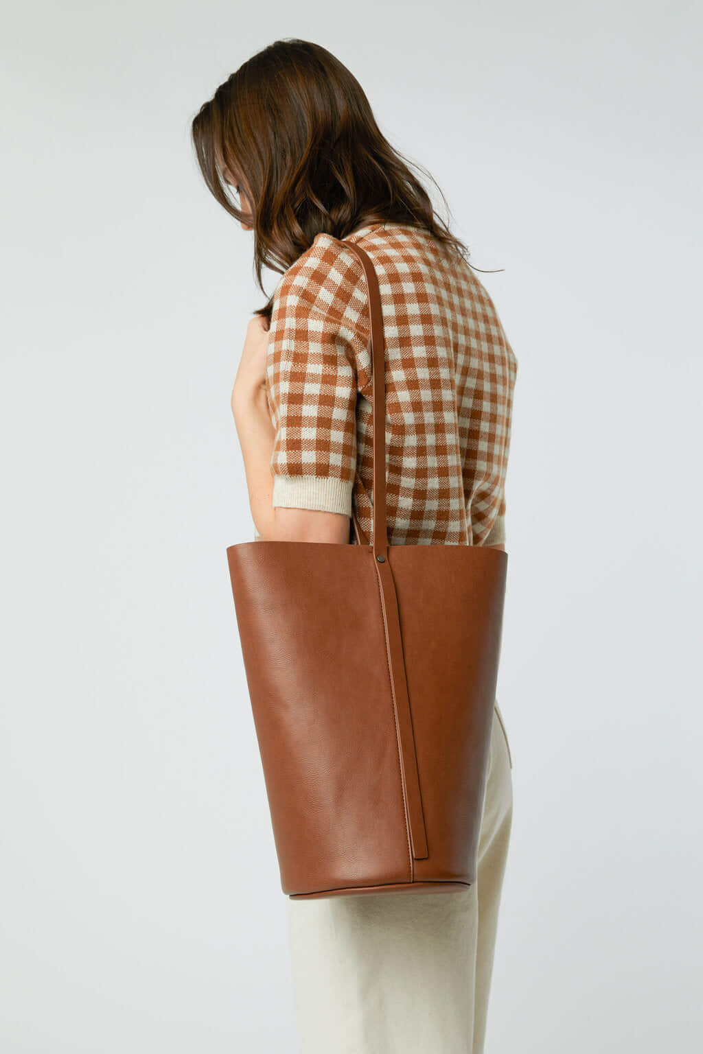 Bucket Bag 3350 Brown 8