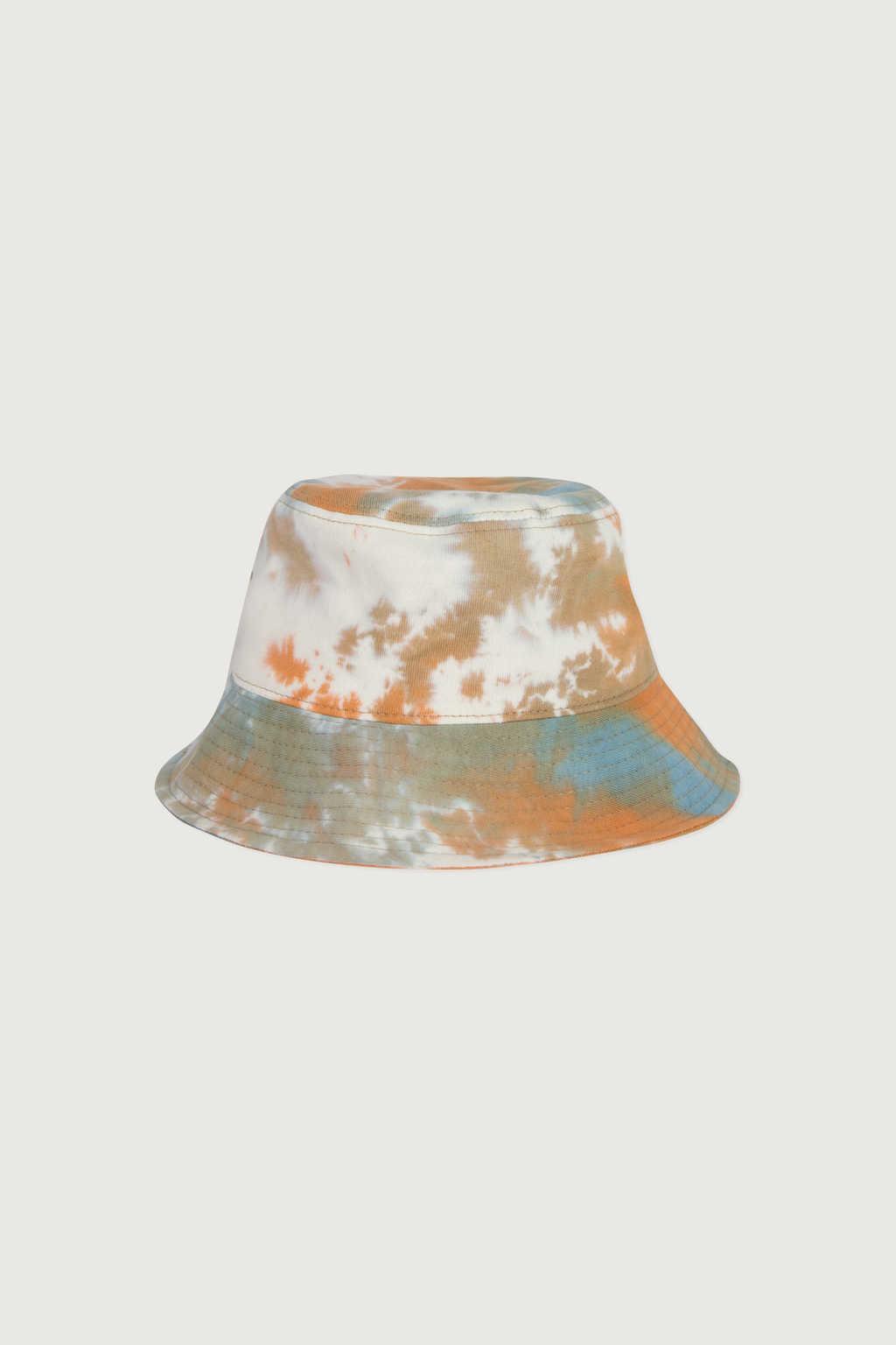 Bucket Hat K001 Orange 3