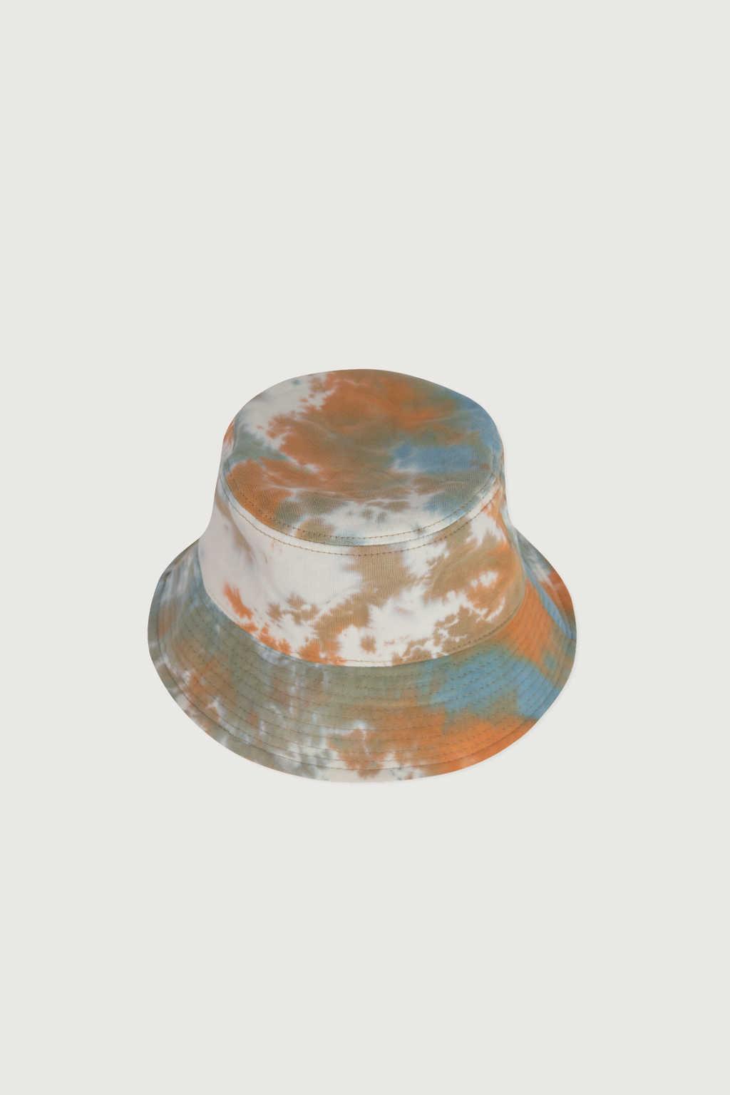 Bucket Hat K001 Orange 4