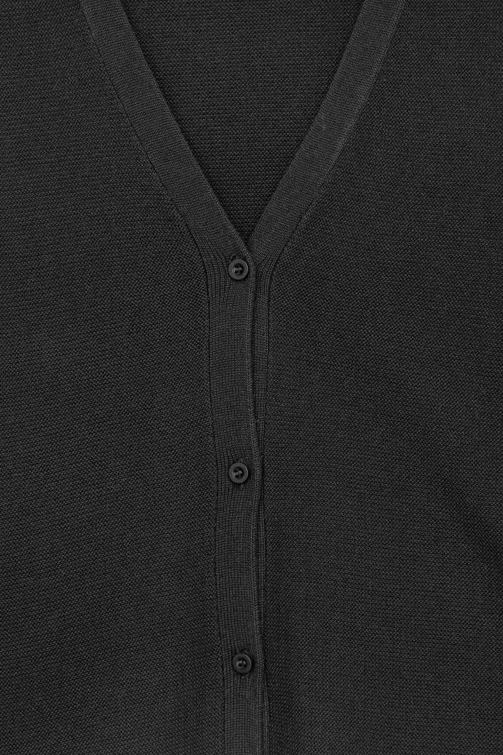 Cardigan 3179 Black 8