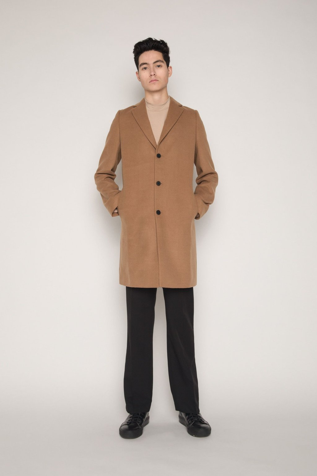 Coat 1600 Camel 1