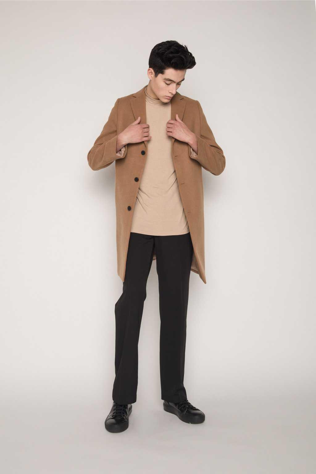 Coat 1600 Camel 4