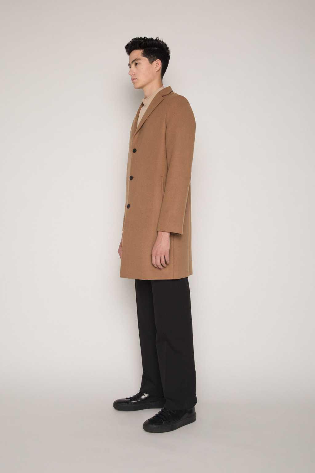 Coat 1600 Camel 5
