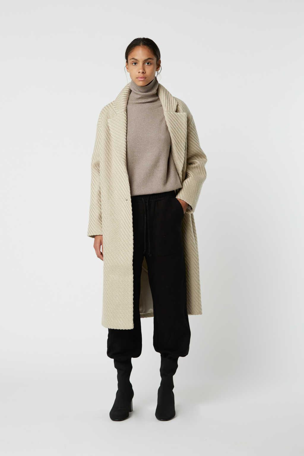 Coat 2850 Beige 1