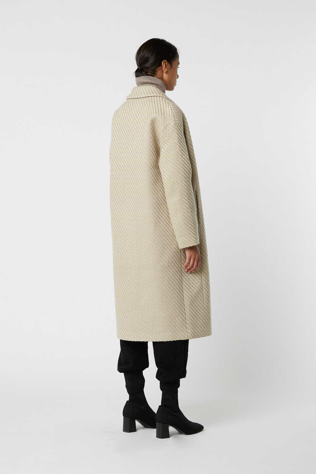 Coat 2850 Beige 4