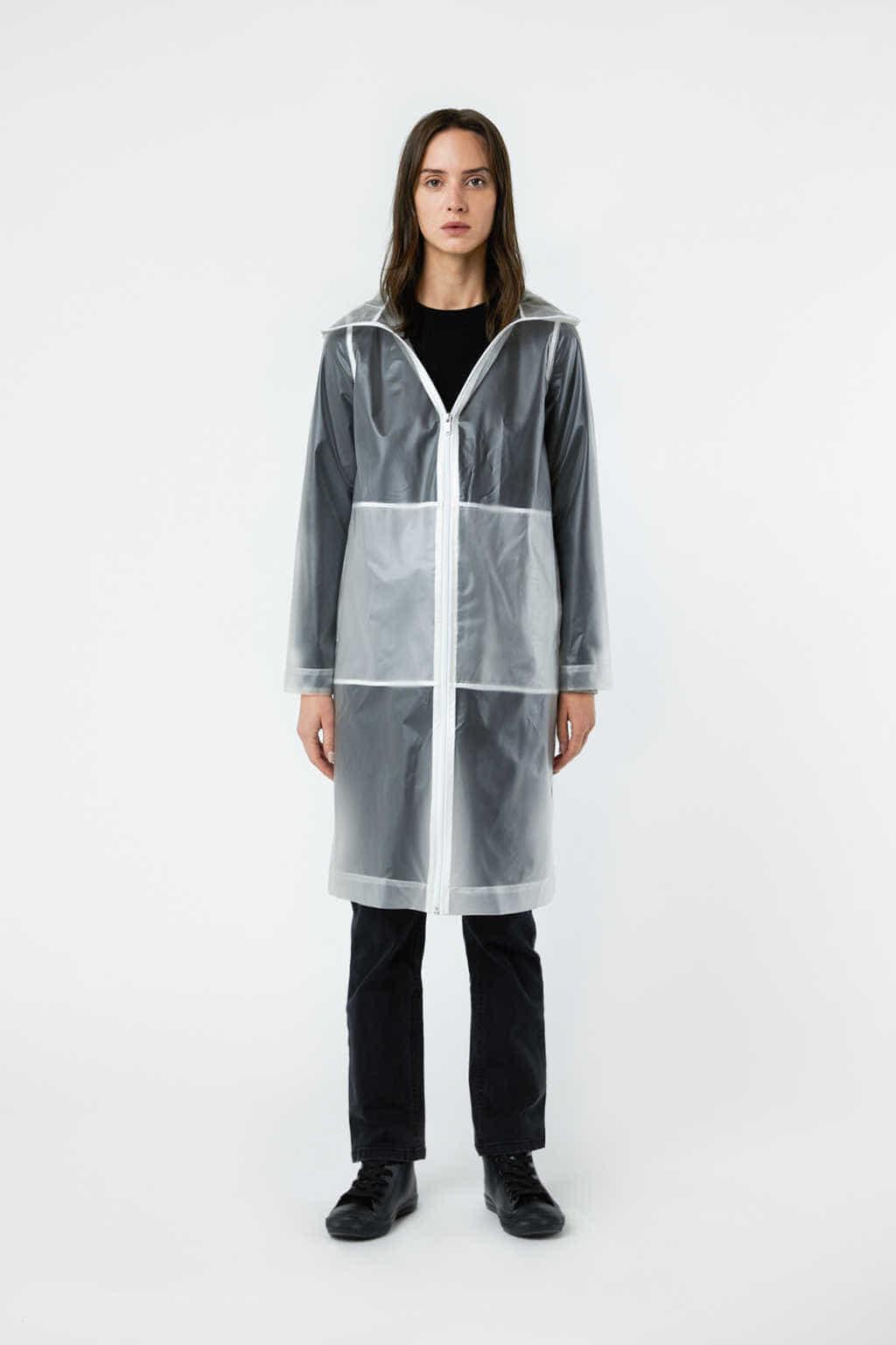 Coat 2953 Clear 2