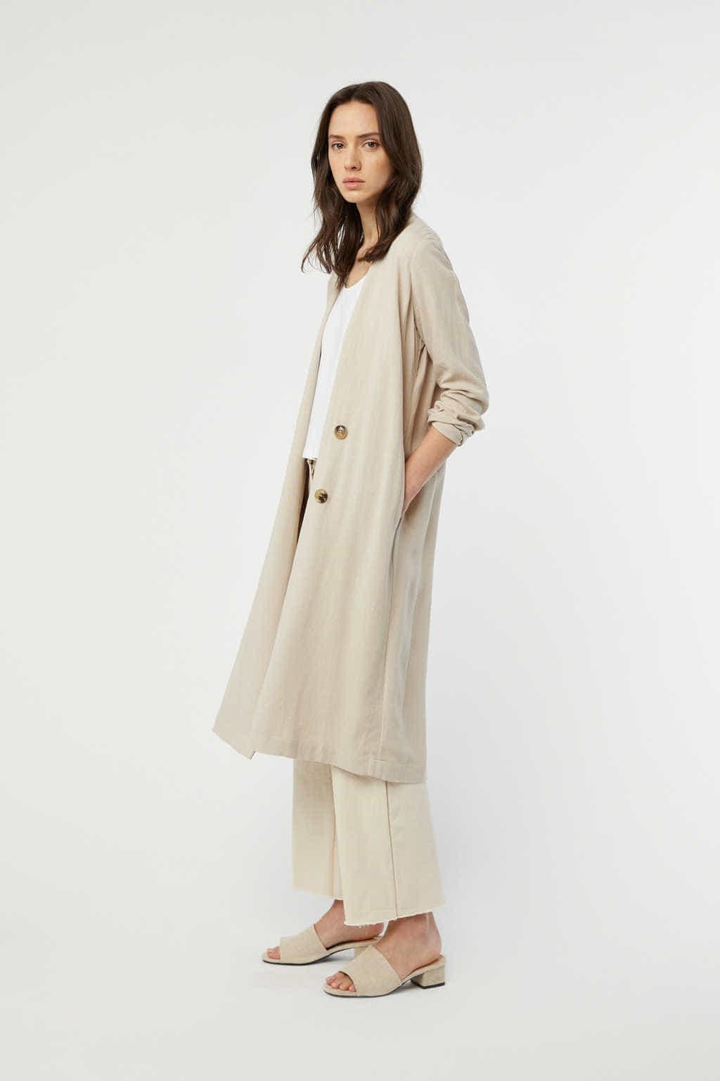 Coat 3170 Oatmeal 1