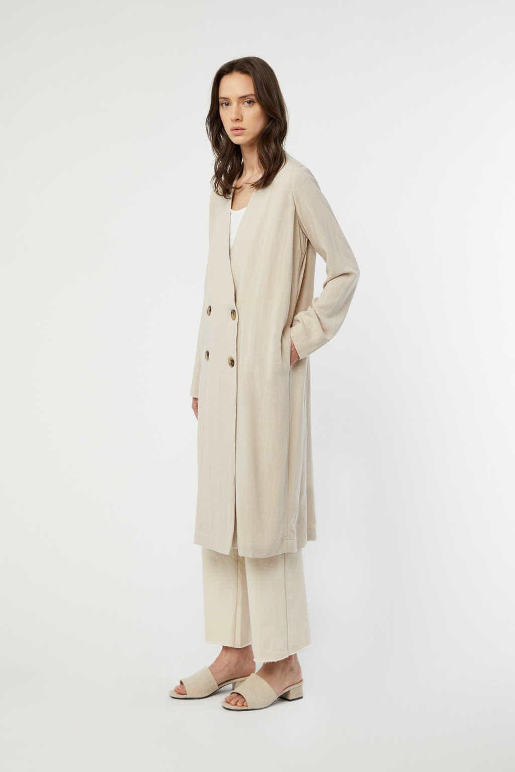 Coat 3170 Oatmeal 2
