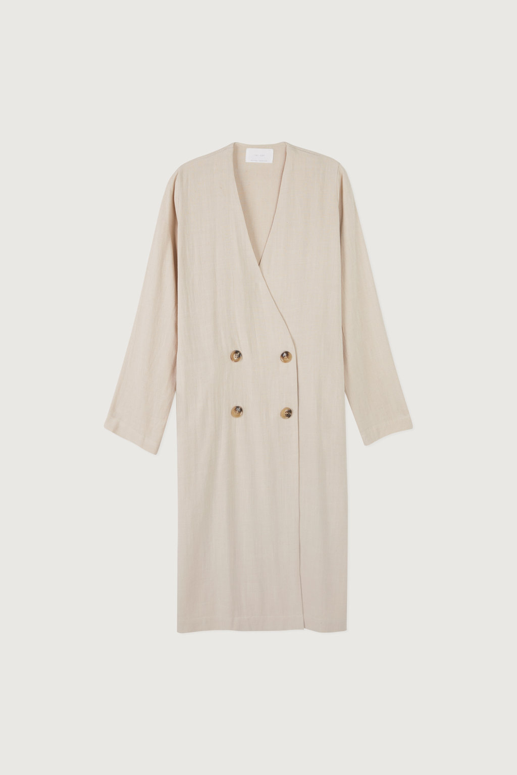 Coat 3170 Oatmeal 5