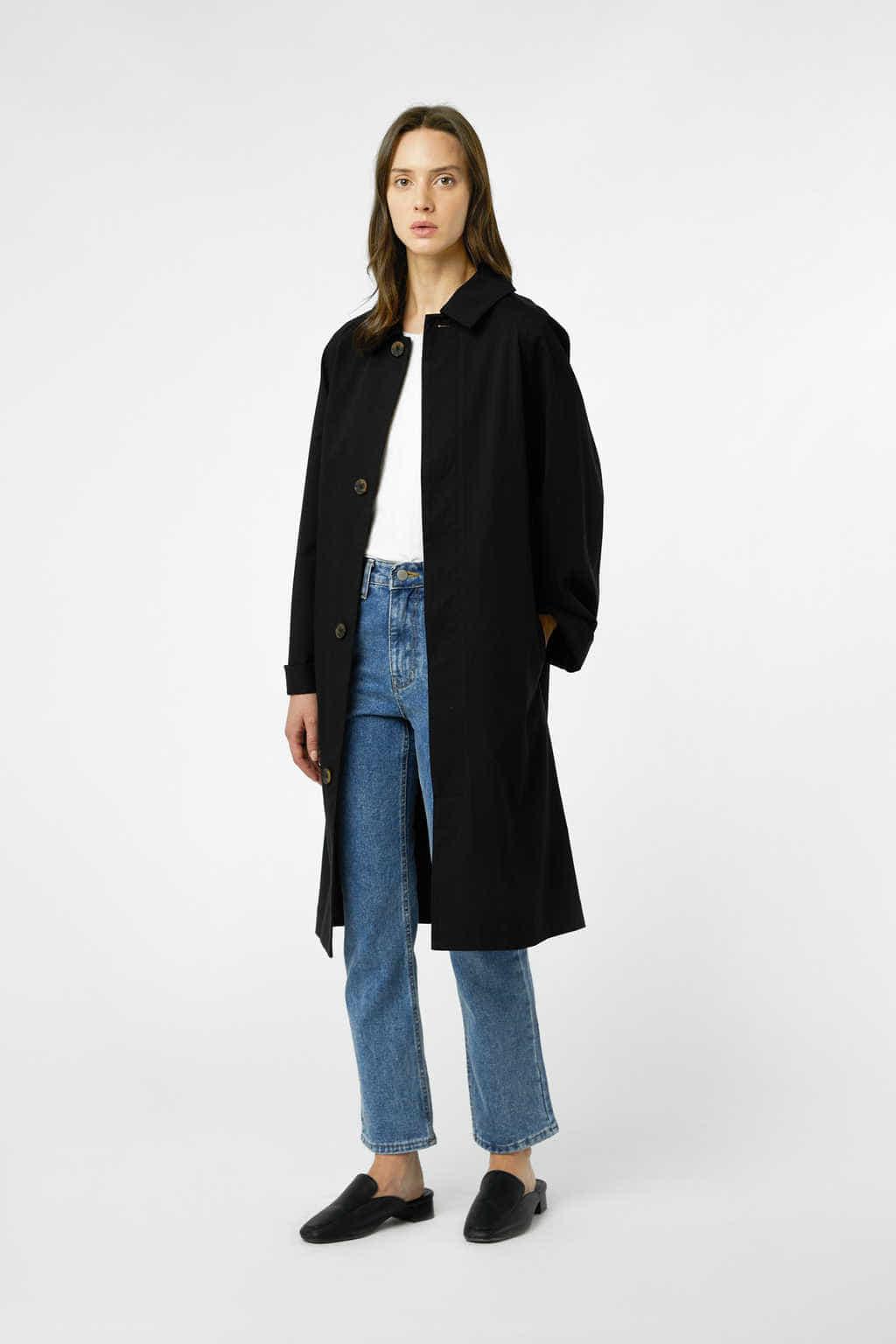 Coat 3402 Black 2
