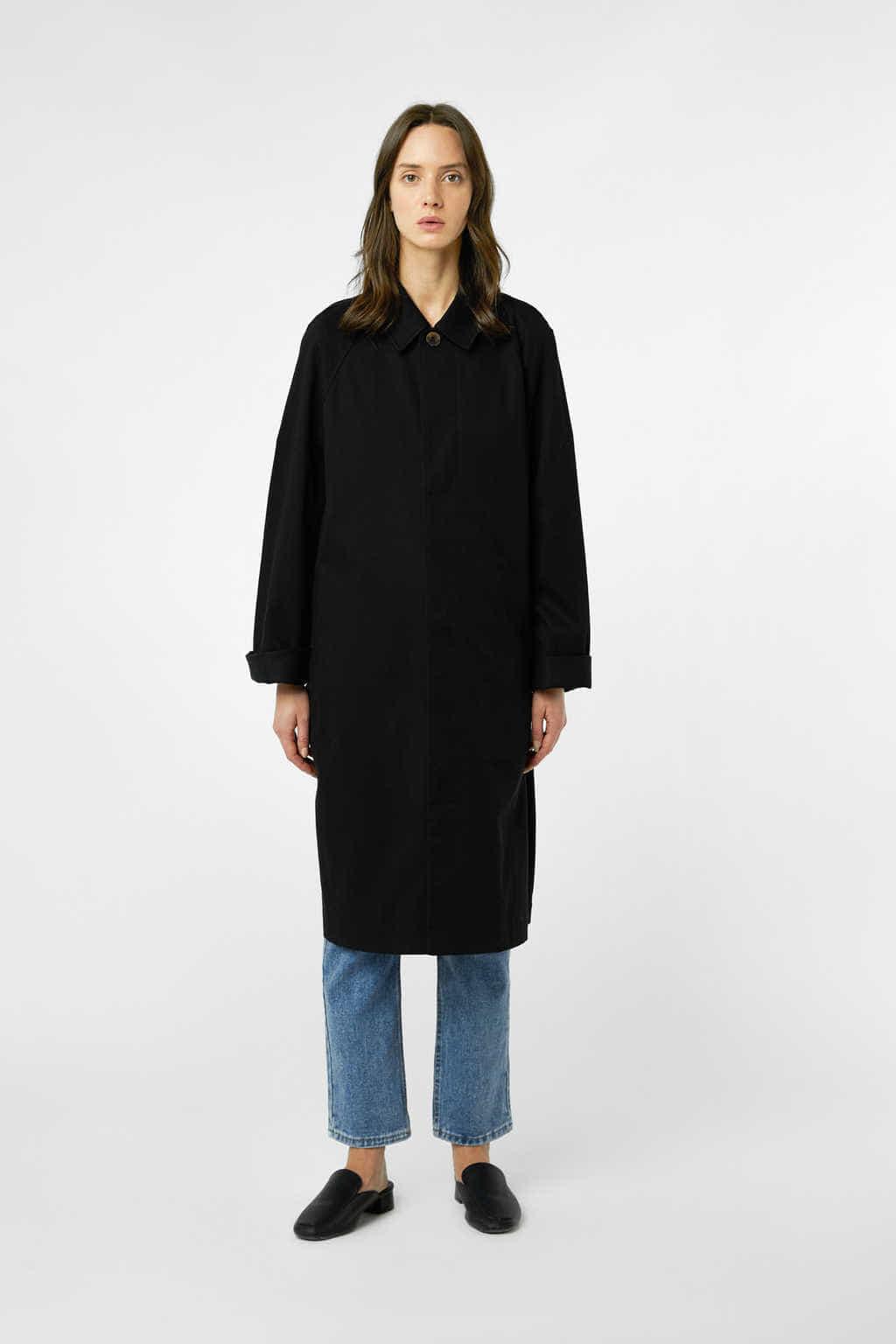 Coat 3402 Black 3