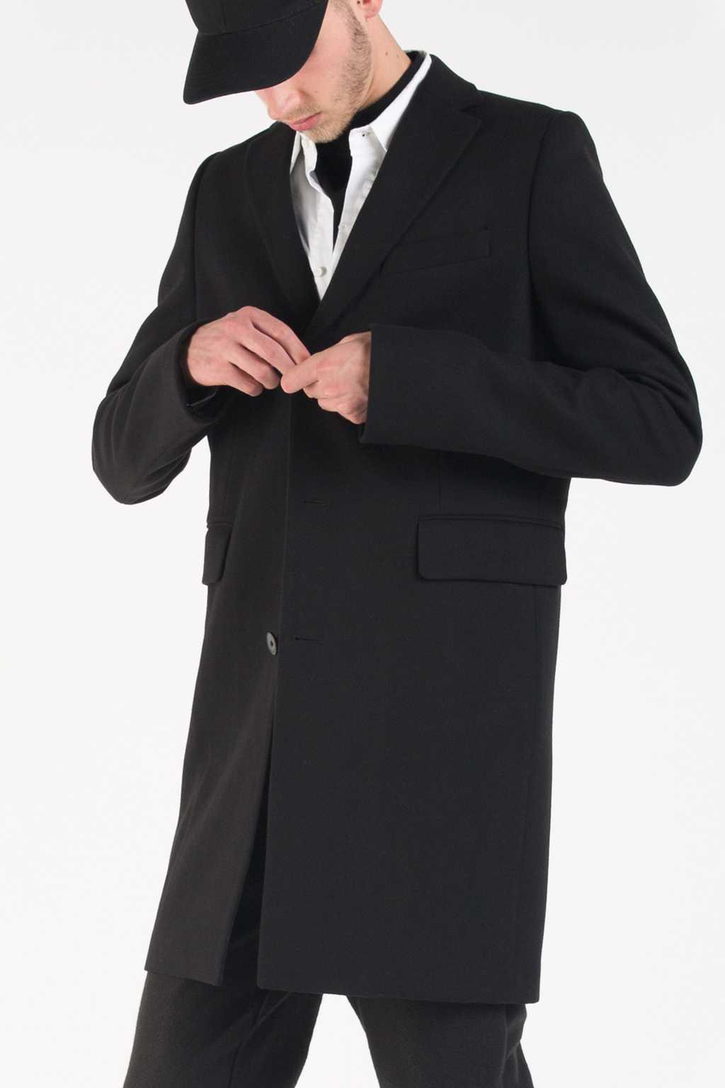 Coat 4157 Black 6