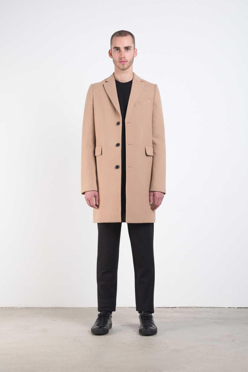 Coat 4157 Camel 9