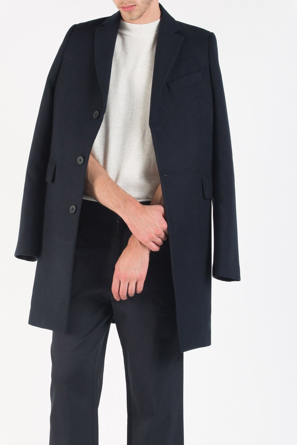 Coat 4157 Navy 14
