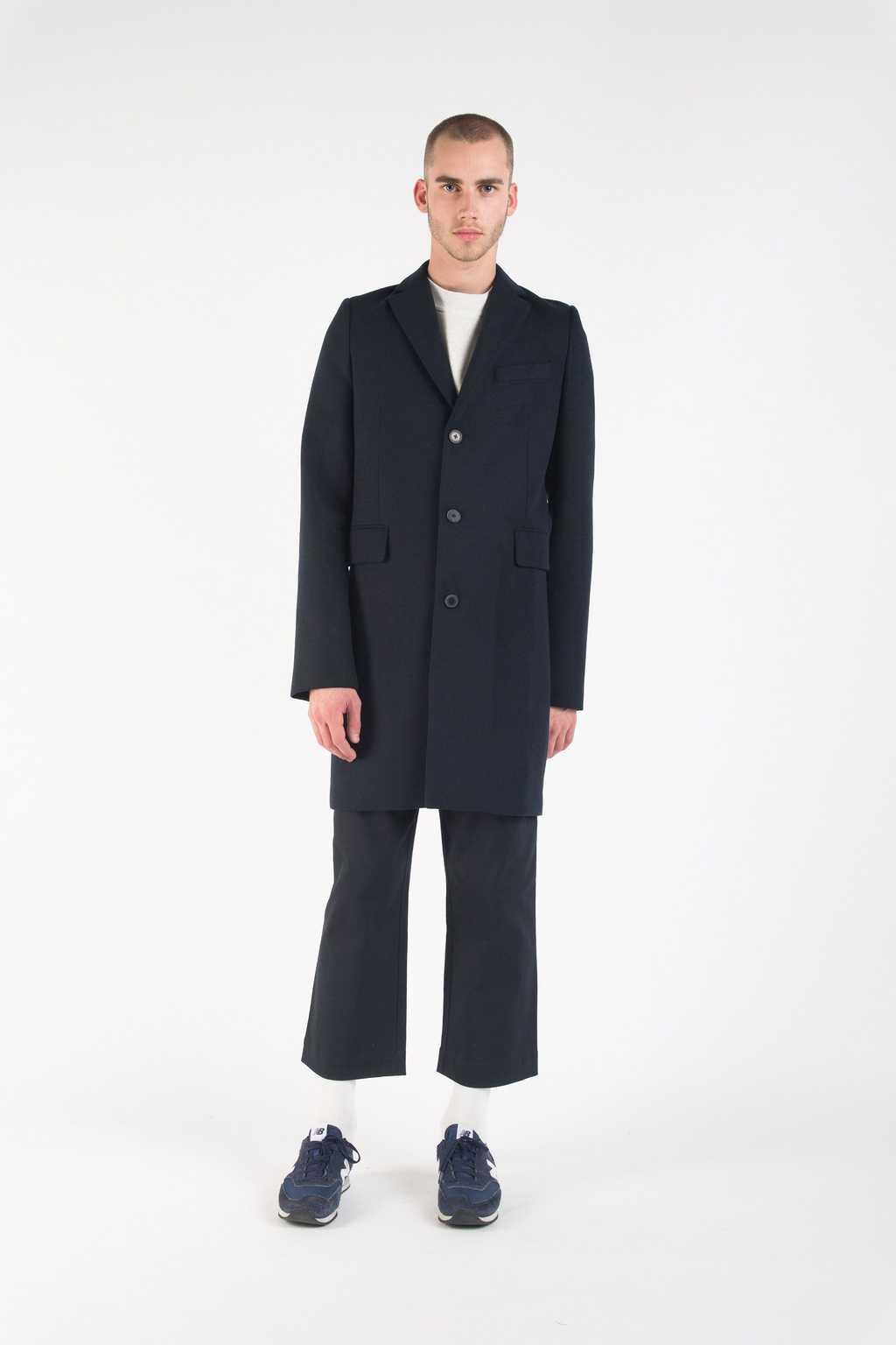 Coat 4157 Navy 15