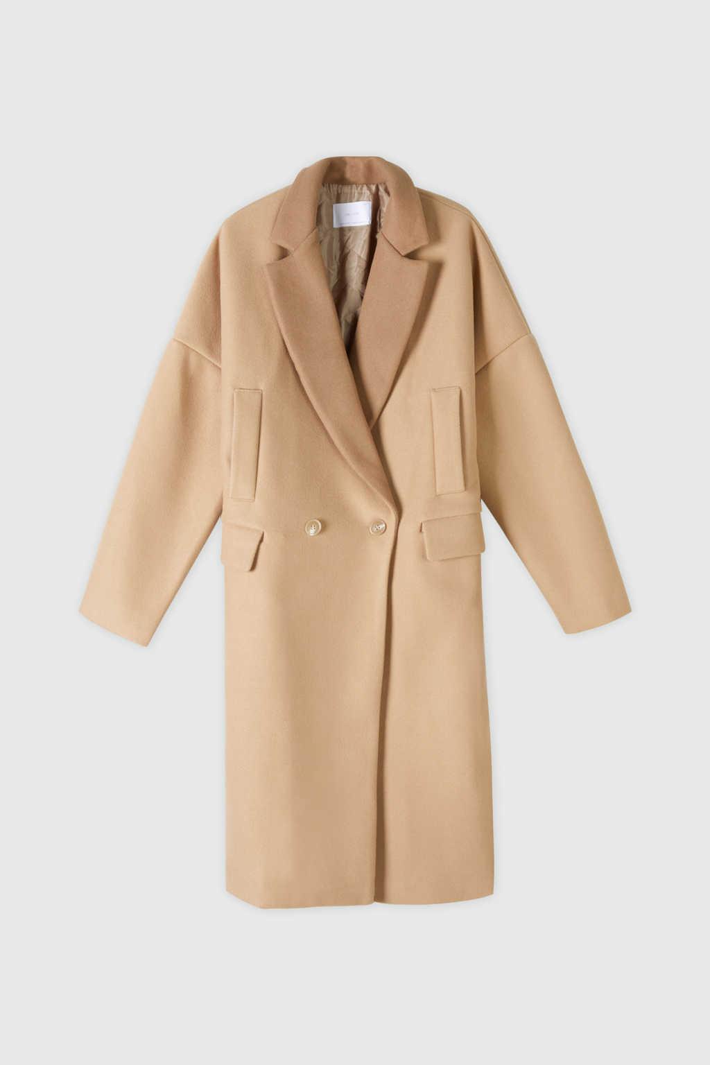 Coat J007 Beige 5