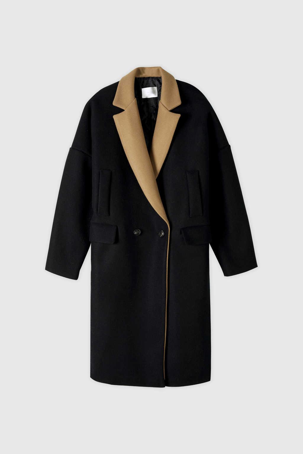 Coat J007 Black 11