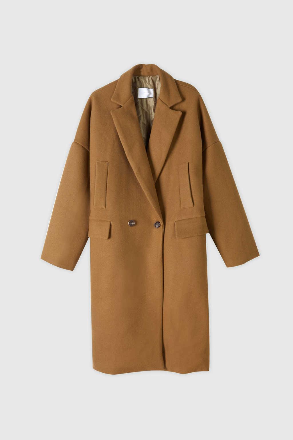 Coat J007 Mustard 13