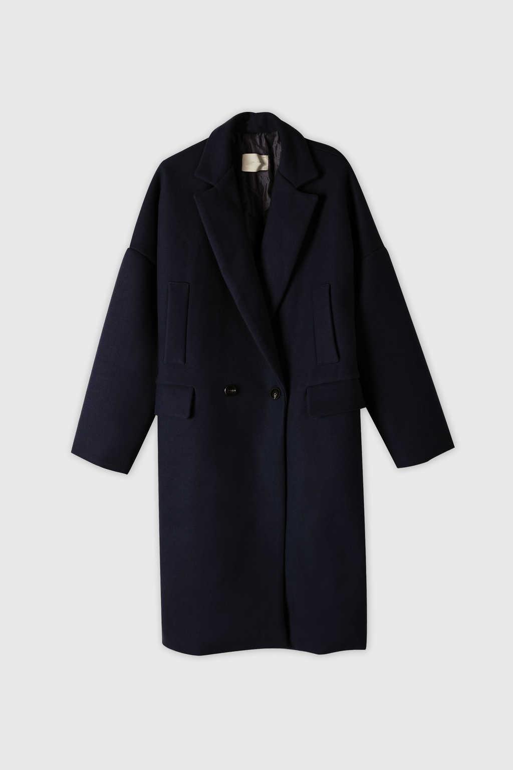 Coat J007 Navy 15