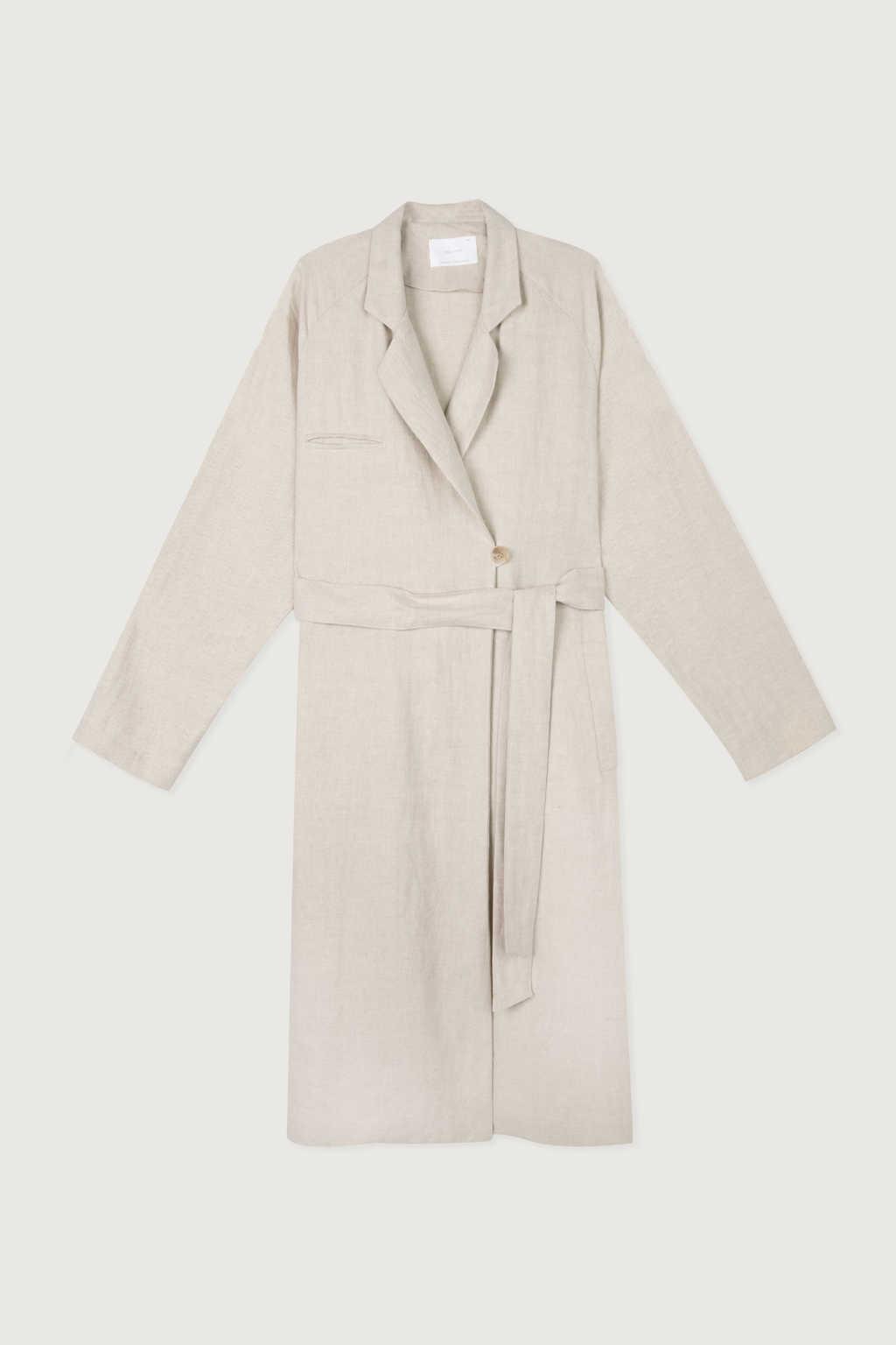 Coat K001 Beige 5